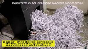 big paper shredder machine in delhi youtube
