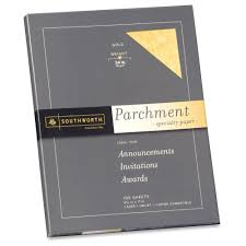 parchment paper to write on southworth parchment specialty paper gold 24lb 8 1 2 x 11 100 southworth parchment specialty paper gold 24lb 8 1 2 x 11 100 sheets walmart com