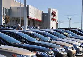 toyota car lot mike johnson s hickory toyota car dealership in hickory nc 28602