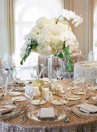 wedding centerpieces for round tables elegant destination wedding with beach ceremony gilded reception