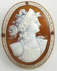 antique gold cameo necklace images Antique cameo jewelry jpg