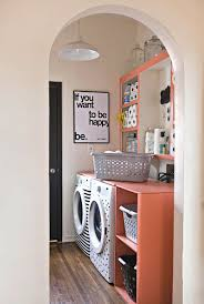 Etsy Laundry Room Decor by Elsie U0027s Laundry Room Tour U2013 A Beautiful Mess