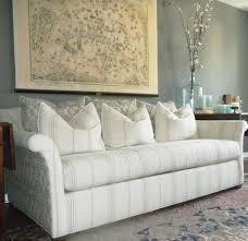 Large Cushions For Sofa Extra Long Sofa Extra Long White Leather Sofa Surefit Surefit