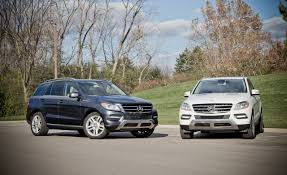 lexus vs mercedes suv 2013 mercedes benz ml350 ml350 4matic test u2013 review u2013 car and driver