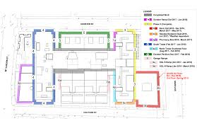 Student Center Floor Plan by Richard A And Susan F Smith Campus Center Harvard University