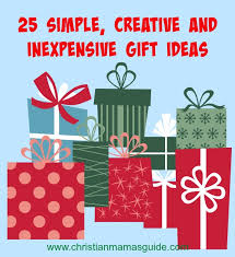 25 simple inexpensive and totally thoughtful gifts for everyone