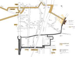 Bangalore Metro Map Phase 3 by Sobha International City In Sector 109 Gurgaon Price Location