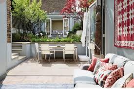 open plan bifold doors small garden ideas u0026 designs