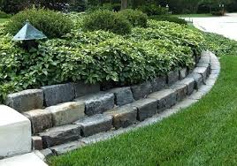 Garden Lawn Edging Ideas Rock Edging For Landscaping Gorgeous Landscape Designs And Modern