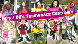 90s halloween costumes super last minute cute diy 90 u0027s costume u0027s biancashervonne youtube