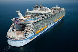 largest cruise ship in the world 1 crew member dead after lifeboat accident on world u0027s largest