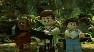 Lego Star Wars The Force Awakens Has New Story Elements