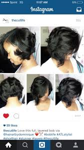 african american short bob hairstyles back of head best 25 short hair styles for black women bobs ideas on pinterest