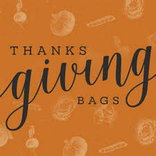 extended annual thanksgiving bags huron church