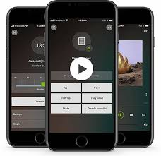 the loxone smart home app app home control loxone