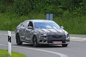 renault talisman 2017 price 2017 renault megane sedan spied looks like a smaller talisman