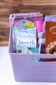 college gift baskets back to college gift ideas