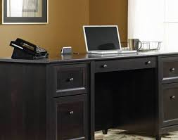 Desk With Computer Storage Desk Home Office Desk Furniture Stunning Desk With Cabinets