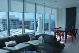 miami motorized shades highend smart home miami florida