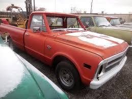 dan u0027s garage chevy truck