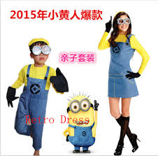 halloween costumes minion online buy wholesale halloween minion costume from china halloween