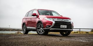 2017 mitsubishi outlander sport 2017 mitsubishi outlander exceed awd diesel review caradvice