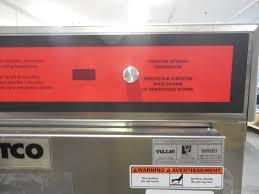 vulcan warming holding scratch u0026 dent restaurant cooking