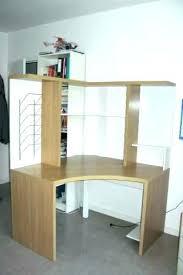 bureau d ordinateur ikea meuble d angle informatique ikea idée de modèle de cuisine
