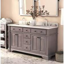 Used Double Vanity For Sale 51 60 Inches Bathroom Vanities U0026 Vanity Cabinets Shop The Best