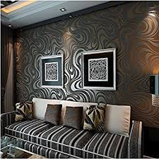 wallpaper for livingroom homdox wallpaper modern non woven 3d brick pattern wallpaper