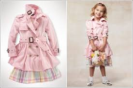 stylish trench coats for your little