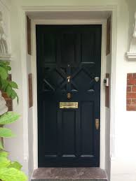 Unique Front Doors Arts And Crafts Front Door In South West London Cool Doors