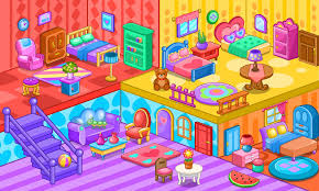 Home Decorating Apps Doll House Decoration Game Android Apps On Google Play