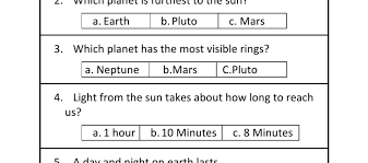 solar system worksheets grade 3 page 2 pics about space