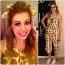 Giraffe Halloween Costume Baby 20 Giraffe Costume Ideas Animal Costumes