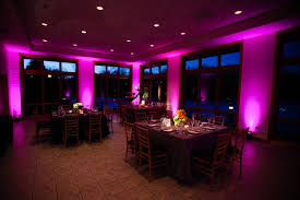 Patio Lighting Options by Wedding Lighting And Special Event Lighting For Chicago