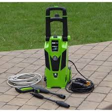 black friday pressure washer earthwise electric pressure washer 1650 psi with dual operation