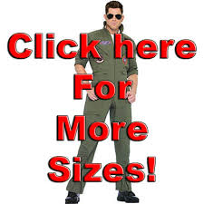 Gun Halloween Costumes Gun Men U0027s Flight Suit Navy Naval Aviator Military Halloween
