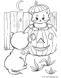 hallowen coloring pages halloween coloring pages halloween halloween pumpkin and two