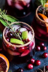 holiday sangria the modern proper