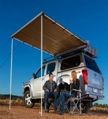 Vehicle Awnings Uk Arb Awnings From First Four Offroad