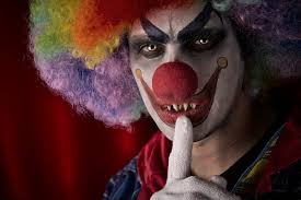 clown sightings in the uk where have they been spotted and where
