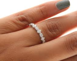 stackable diamond rings stackable diamond ring bezel wedding promise diamond