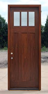 8 Foot Exterior Doors Single Exterior Doors