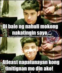Zayn Malik Memes - imfw1disinph on twitter zayn malik tagalog meme http t