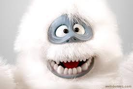 abominable snowman aka