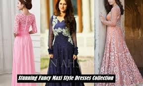 fancy maxi dresses maxi dresses collection 2017 2018 in pakistan fancy maxi designs