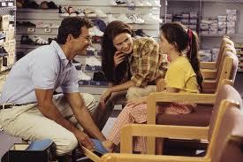 Job Description For Optician The Job Description Of A Shoe Salesman Career Trend