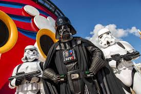 want to sail with darth vader disney cruise line to debut special