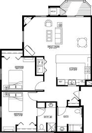 housing blueprints housing blueprints regent of independent living two bedroom unit